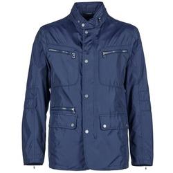 Textiel Heren Wind jackets Geox NOLHAN Marine