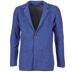 Textiel Heren Jasjes / Blazers Benetton BLIZINE Marine