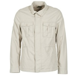 Textiel Heren Wind jackets Benetton RESATIE Beige