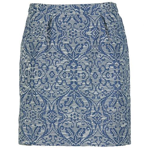 Textiel Dames Rokken Benetton LORDINA Marine