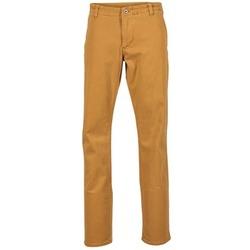 Textiel Heren Chino's Dockers ALPHA KHAKI MIST WASH Goud
