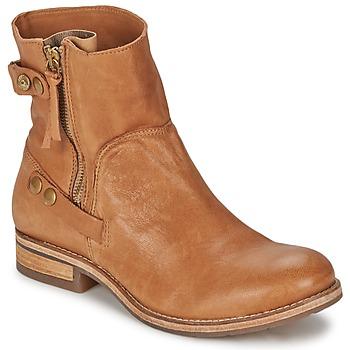Schoenen Dames Laarzen Koah DUSTIN Camel
