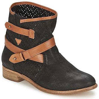 Schoenen Dames Laarzen Koah FRIDA Zwart
