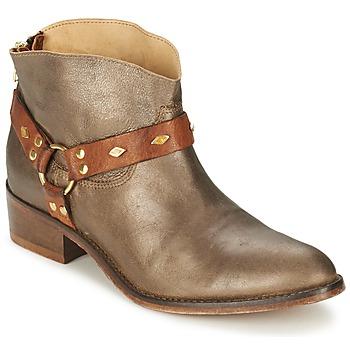 Schoenen Dames Laarzen Koah ANYA Brons
