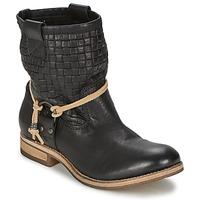 Schoenen Dames Laarzen Koah DANIA Zwart