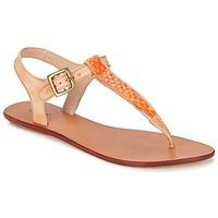 Schoenen Dames Sandalen / Open schoenen Koah MARTINAH Nude / OranJe