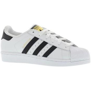 Schoenen Heren Lage sneakers adidas Originals Superstar Blanc / Noir