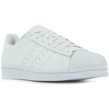 Schoenen Dames Lage sneakers adidas Originals Superstar Foundation blanc