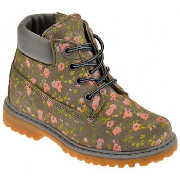 Schoenen Meisjes Babyslofjes Lumberjack  Multicolour