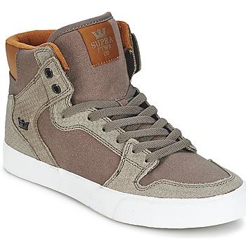 Schoenen Hoge sneakers Supra VAIDER Bruin