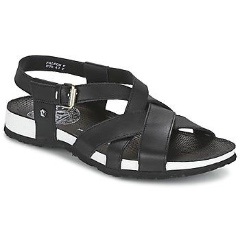 Schoenen Heren Sandalen / Open schoenen Panama Jack FALCON Zwart