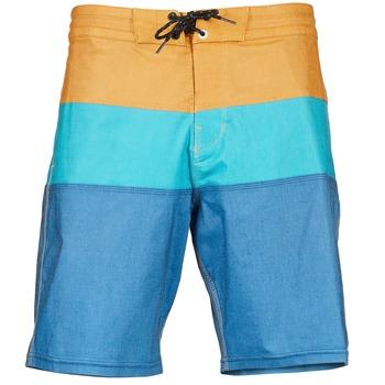 Textiel Heren Zwembroeken/ Zwemshorts Billabong TRIBONG LO TIDES Blauw / Beige