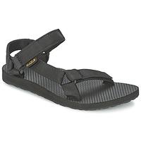 Schoenen Dames Sandalen / Open schoenen Teva ORIGINAL UNIVERSAL Zwart
