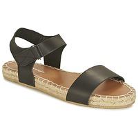 Schoenen Dames Sandalen / Open schoenen Marc O'Polo MORTIOLA Zwart