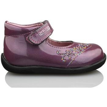 Schoenen Meisjes Ballerina's Pablosky GANGES MADRAS MORADO