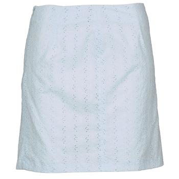 Textiel Dames Rokken La City JUPEGUI Blauw