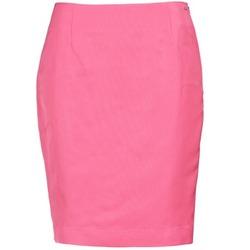 Textiel Dames Rokken La City JUPE2D6 Roze