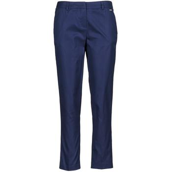Textiel Dames Korte broeken La City PANTD2A Blauw