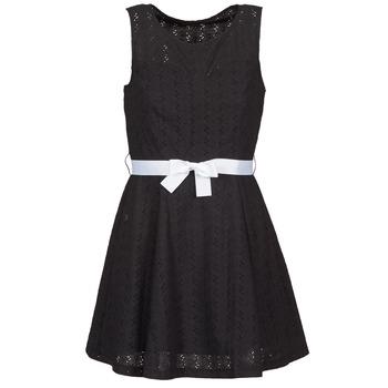 Textiel Dames Korte jurken La City ROBEGUI Zwart