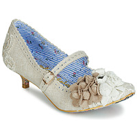Schoenen Dames pumps Irregular Choice DAISY DAYZ Beige / Multicolour