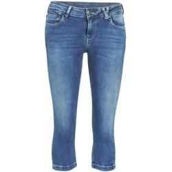 Textiel Dames Korte broeken Teddy Smith PANDOR COURT COMF USED Blauw / Medium