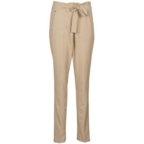 Textiel Dames Losse broeken / Harembroeken Lola PARADE Beige