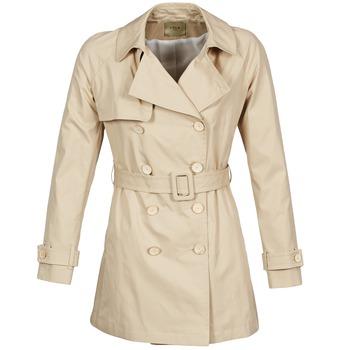 Textiel Dames Trenchcoats Lola MARDI Beige