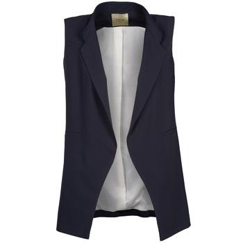 Textiel Dames Jasjes / Blazers Lola VONIG Marine