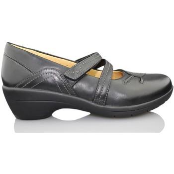Schoenen Dames pumps Clarks UN FOLA BLACK LEATHER BLACK