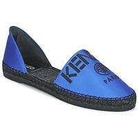 Schoenen Dames Espadrilles Kenzo D'ORSAY Blauw