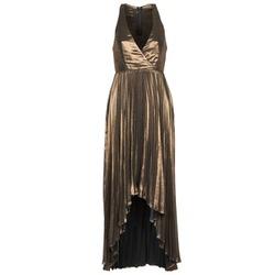 Textiel Dames Lange jurken Manoukian 612556 Goud