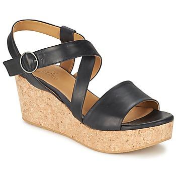 Schoenen Dames Sandalen / Open schoenen Coclico MEL Zwart