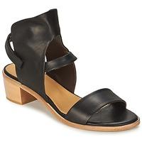 Schoenen Dames Sandalen / Open schoenen Coclico TYRION Zwart