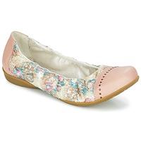 Schoenen Dames Ballerina's Dkode FARIS Roze