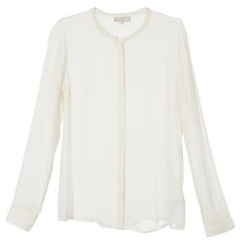 Textiel Dames Overhemden Cream PANSY Ecru