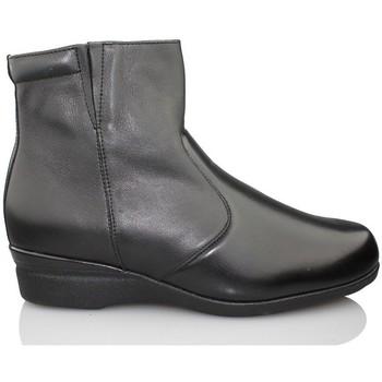 Schoenen Dames Enkellaarzen Dtorres BORINES DORES SAPPORO B5B4 W BLACK