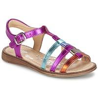 Schoenen Meisjes Sandalen / Open schoenen Babybotte KIRI2 Multi