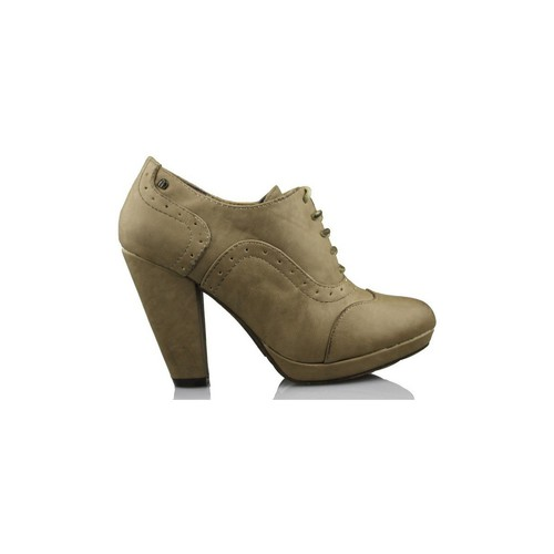 Schoenen Dames Low boots MTNG MUSTANG  W TAUPE