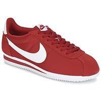 Schoenen Heren Lage sneakers Nike CLASSIC CORTEZ NYLON Rood