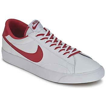 Schoenen Heren Lage sneakers Nike TENNIS CLASSIC AC ND Wit / Rood