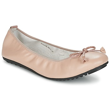 Schoenen Dames Ballerina's Mac Douglas ELIANE Roze