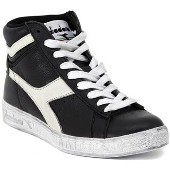 Schoenen Hoge sneakers Diadora GAME L HIGH Zwart