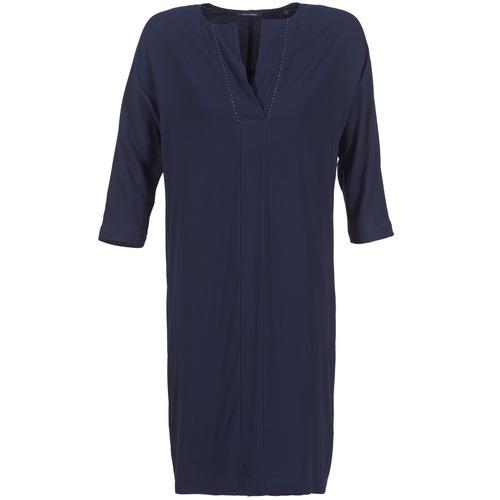 Textiel Dames Korte jurken Marc O'Polo OMBERKAF Marine