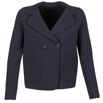 Textiel Dames Jasjes / Blazers Marc O'Polo ONTARITA Marine