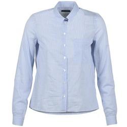 Textiel Dames Overhemden Marc O'Polo DEUZIA Blauw