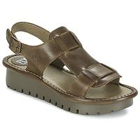 Schoenen Dames Sandalen / Open schoenen Fly London KANI Bruin