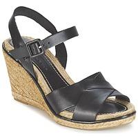 Schoenen Dames Sandalen / Open schoenen Nome Footwear ARISTOT Zwart