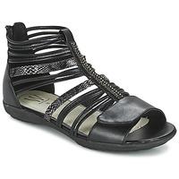 Schoenen Meisjes Sandalen / Open schoenen Wildflower HAMAR Zwart