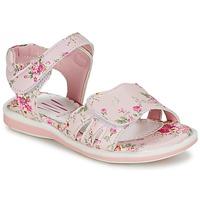 Schoenen Meisjes Sandalen / Open schoenen Wildflower KONGSBERG Roze