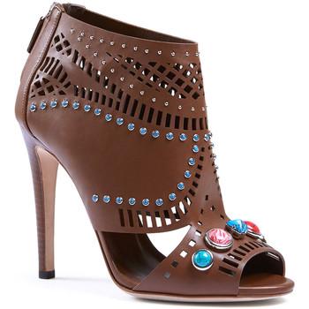 Schoenen Dames Sandalen / Open schoenen Gucci 371057 A3N00 2548 marrone
